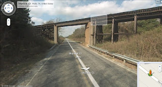 Bridge Picture from Google maps