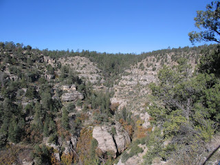 A view of the valley where native Americans lived in Walnut Creek/ Canyon