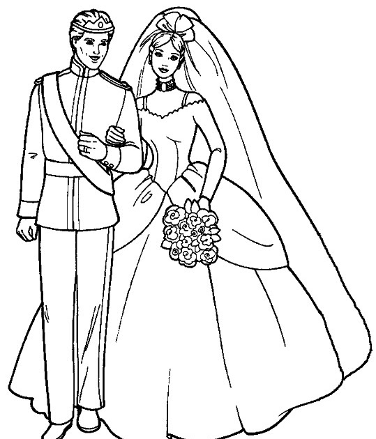 Lovetta's blog: Wedding Reception Coloring Page The