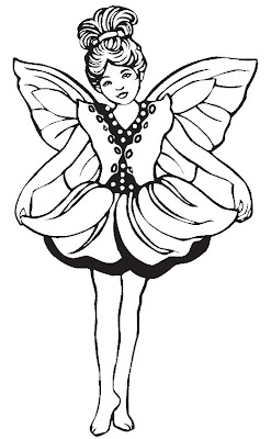 Fairy Print Out Coloring Pages Free Coloring Pages