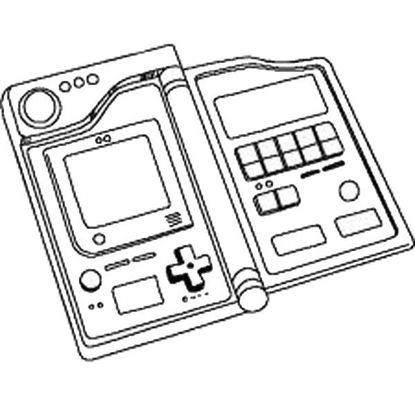 black and white pokemon pokedex