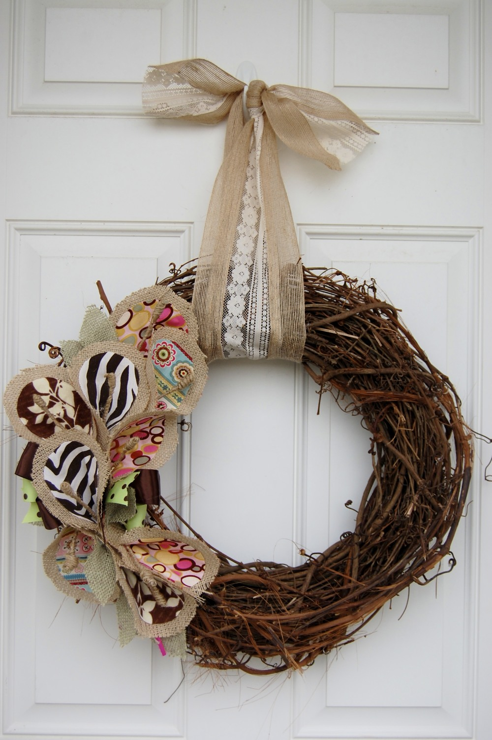 That's So Cuegly: Year Round Wreath