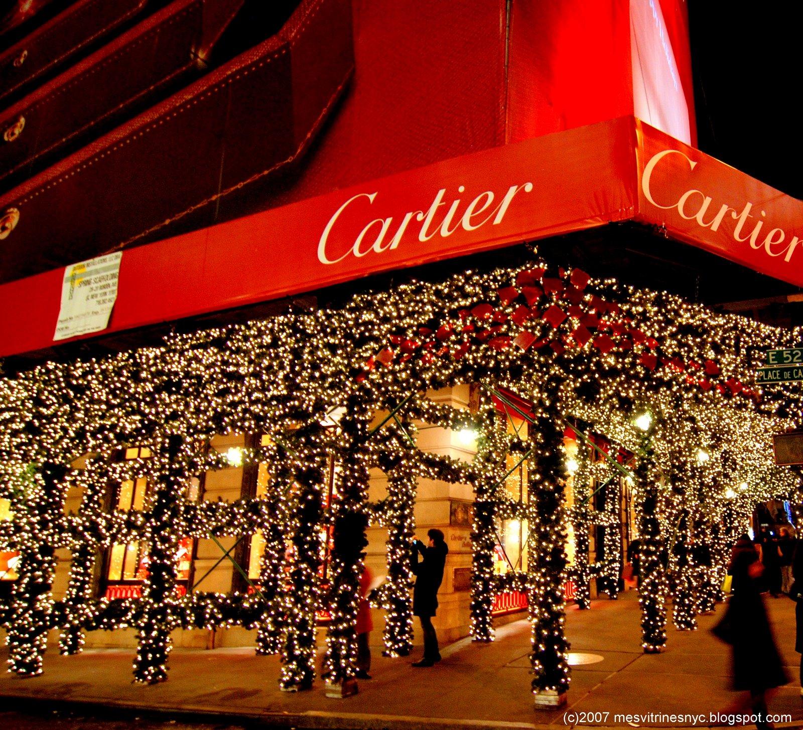 Decoration Noel Cartier