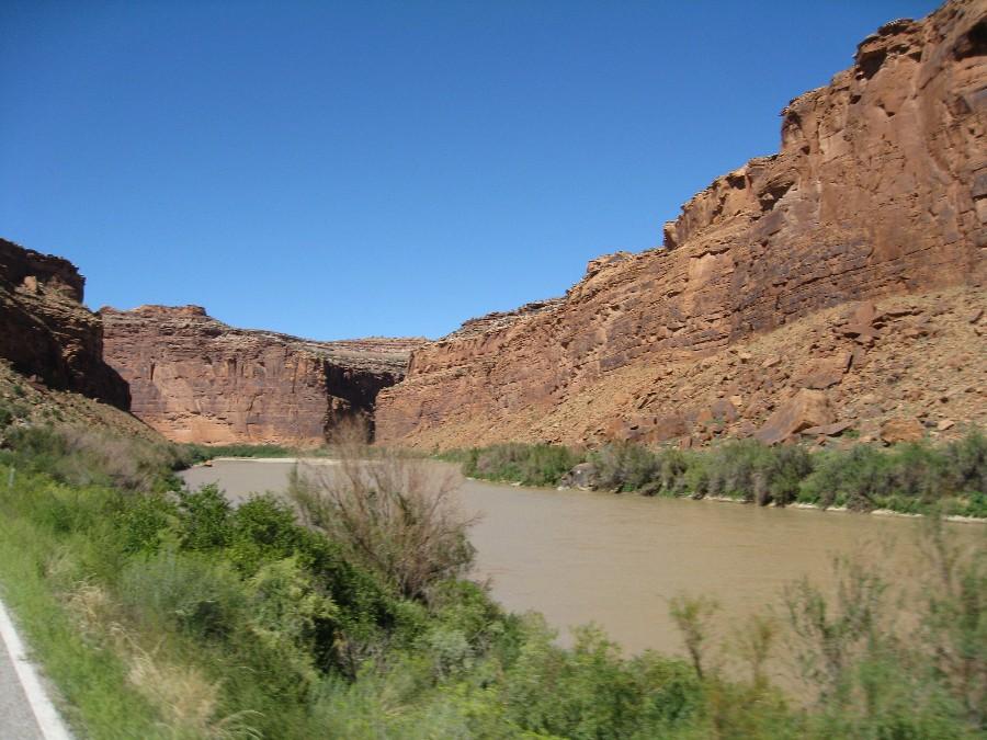 On A Lark Sept 10 2010 Riverside Oasis Rv Park Moab