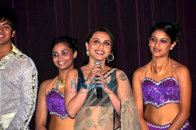 Rani Mukherjee at the Opening Night of the Indian Film Festival 2010 at Sydney image