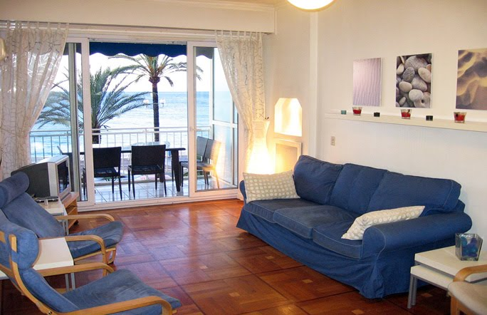 The Promenade des Anglais blog: Superb seafront apartment ...