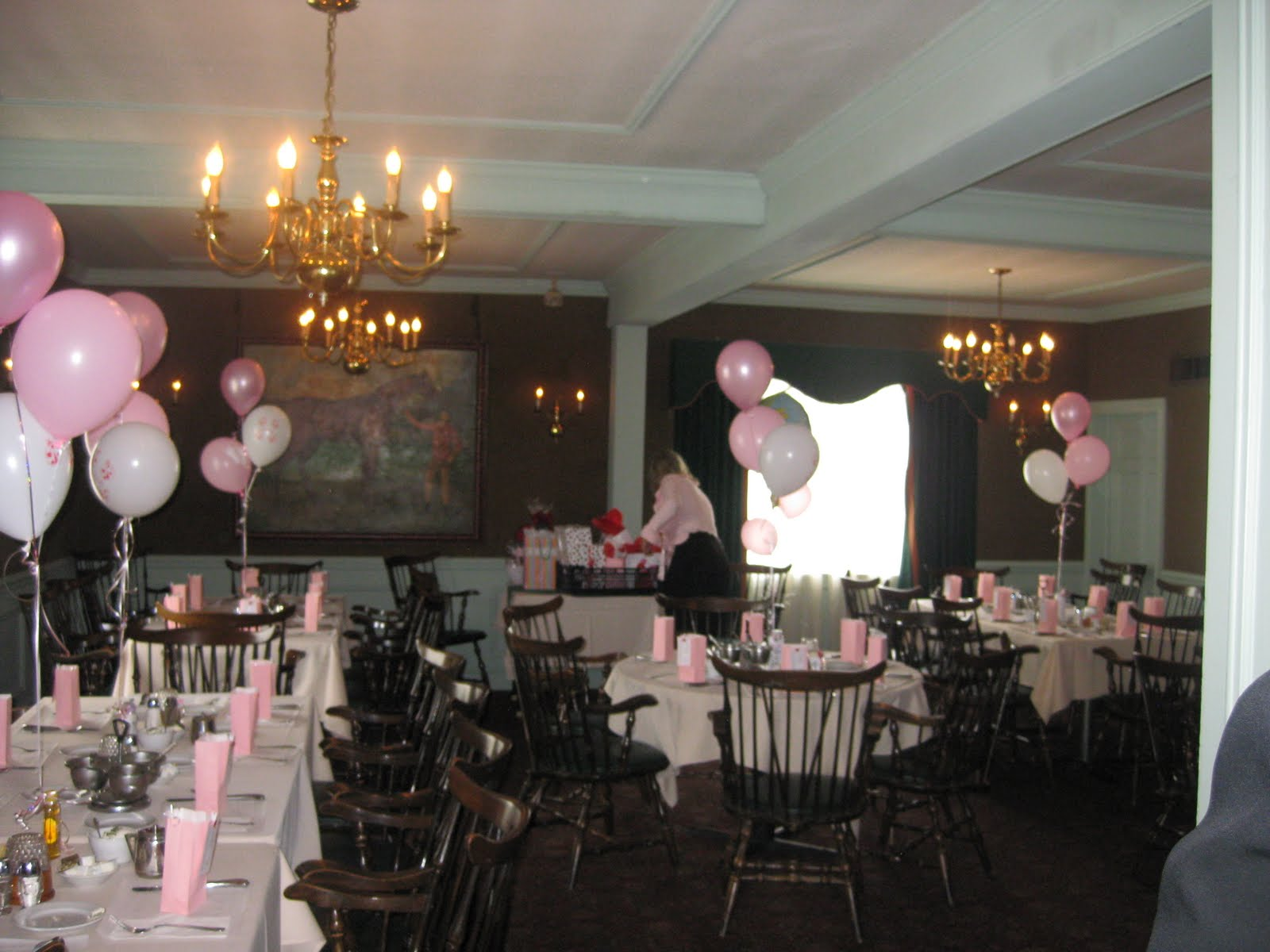 Baby Shower Food Ideas: Baby Shower Ideas Restaurant