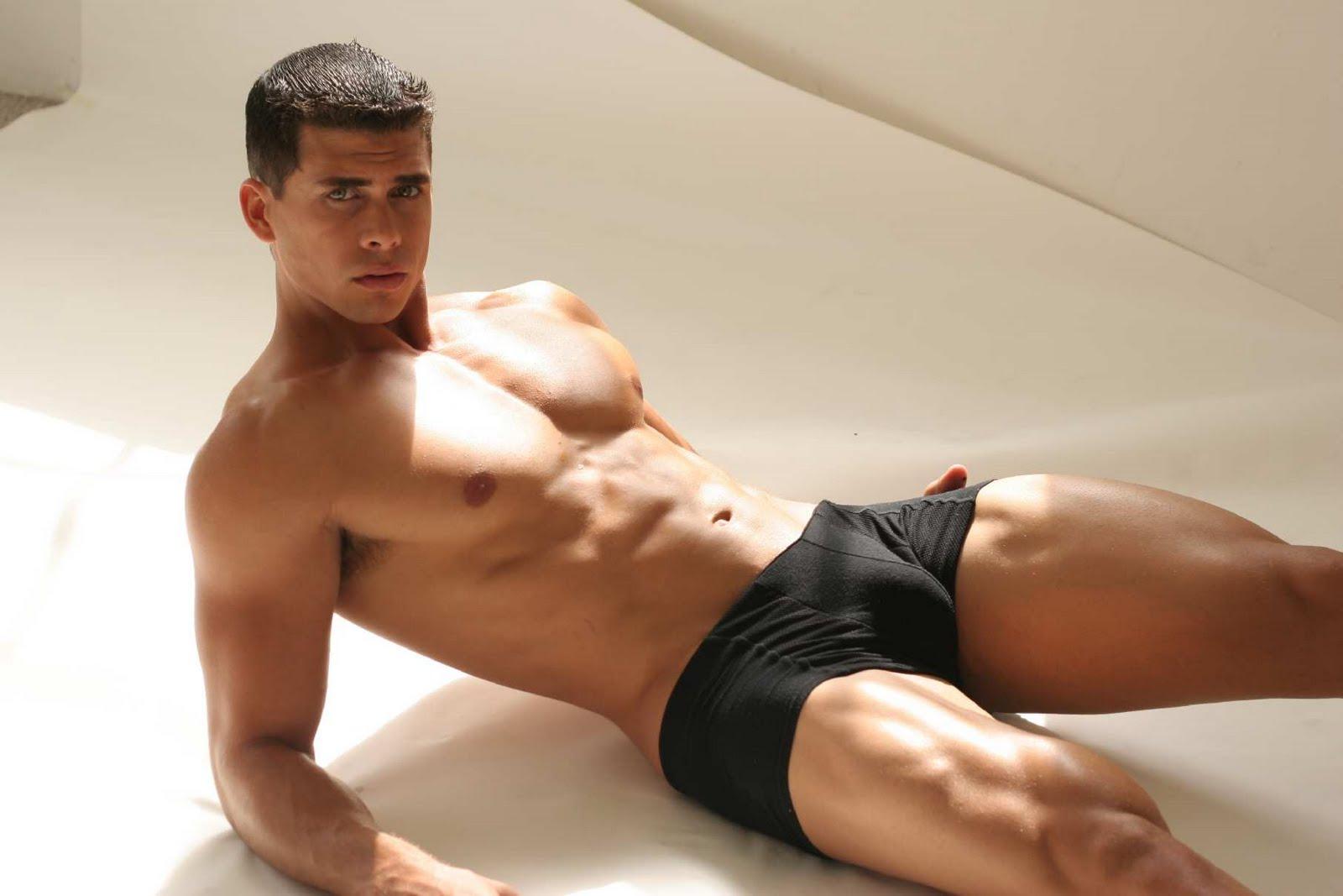 Sexy Boys: Todd Morgan, Pedro Moreno, Kris Knight