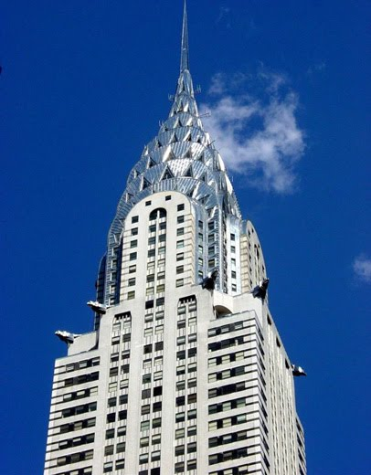 usa sehensw rdigkeiten chrysler building. Black Bedroom Furniture Sets. Home Design Ideas