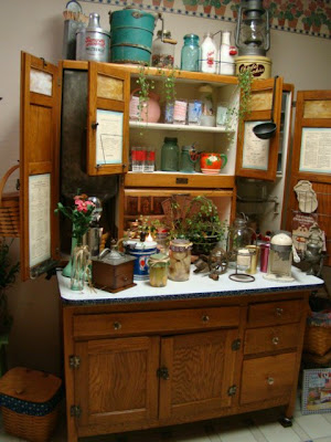 Sheila S Sentimental Journey Our Hoosier Cabinet