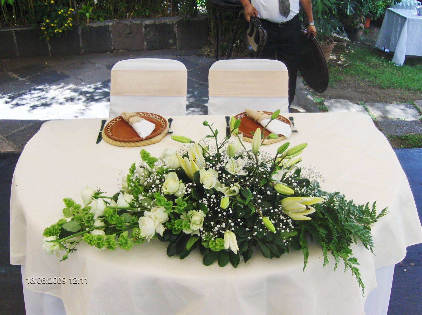 Floreria Al Natural Decoración Estilo Mexicano