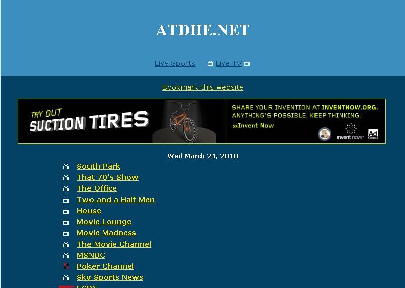 Adthe Net