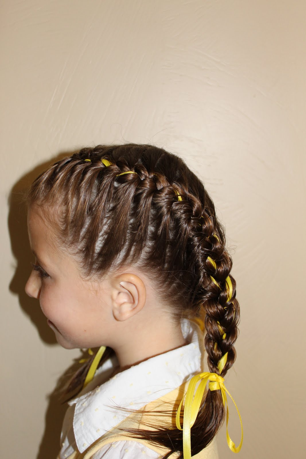 26 Braided Hairstyles For Teens: 26 Stupendous Braided Hairstyles For Kids