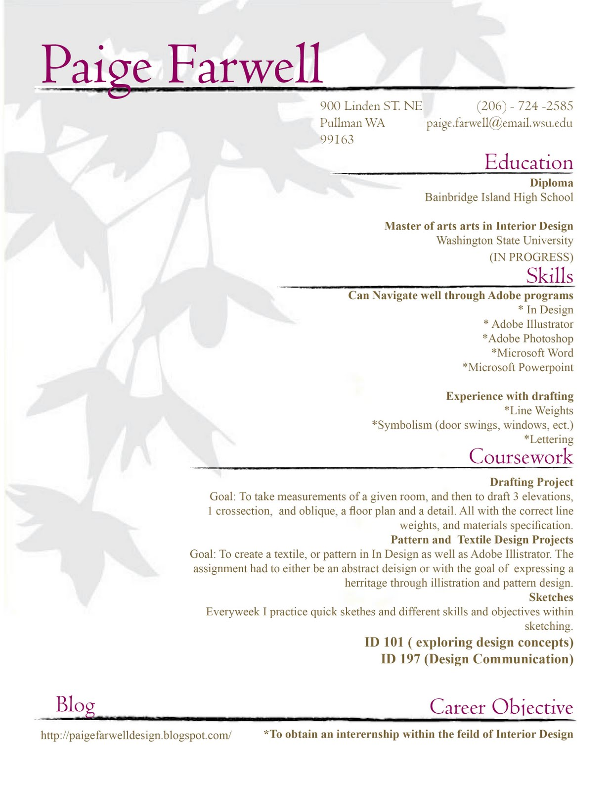 designer ic layout resume sle