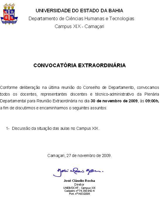 prova uneb 2009