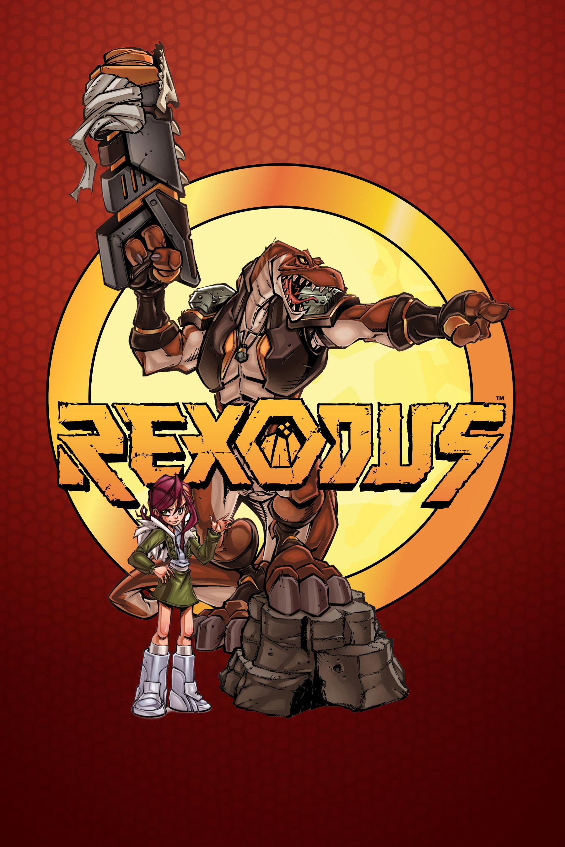 Read online Rexodus comic -  Issue # Full - 4