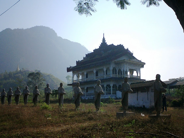 Traveling in Myanmar