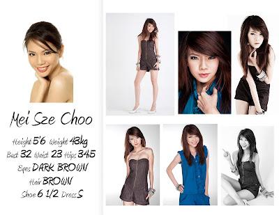 My Life and Photos: Model Shooting Choo Mei Sze