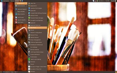Menampilkan Icon di Desktop Ubuntu