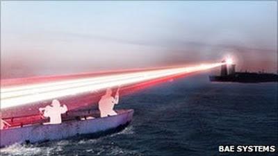 Laser para piratas
