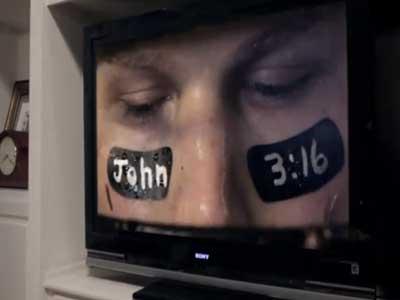 Juan 3:16 visto por millones