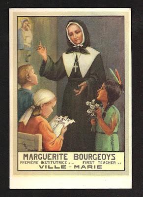 Margareta Bourgeoys
