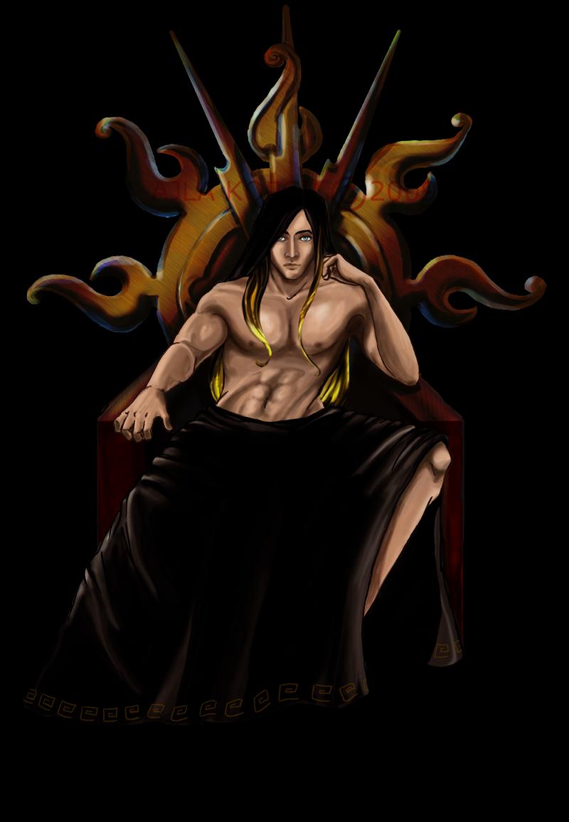 Acheron Dark Hunter Series