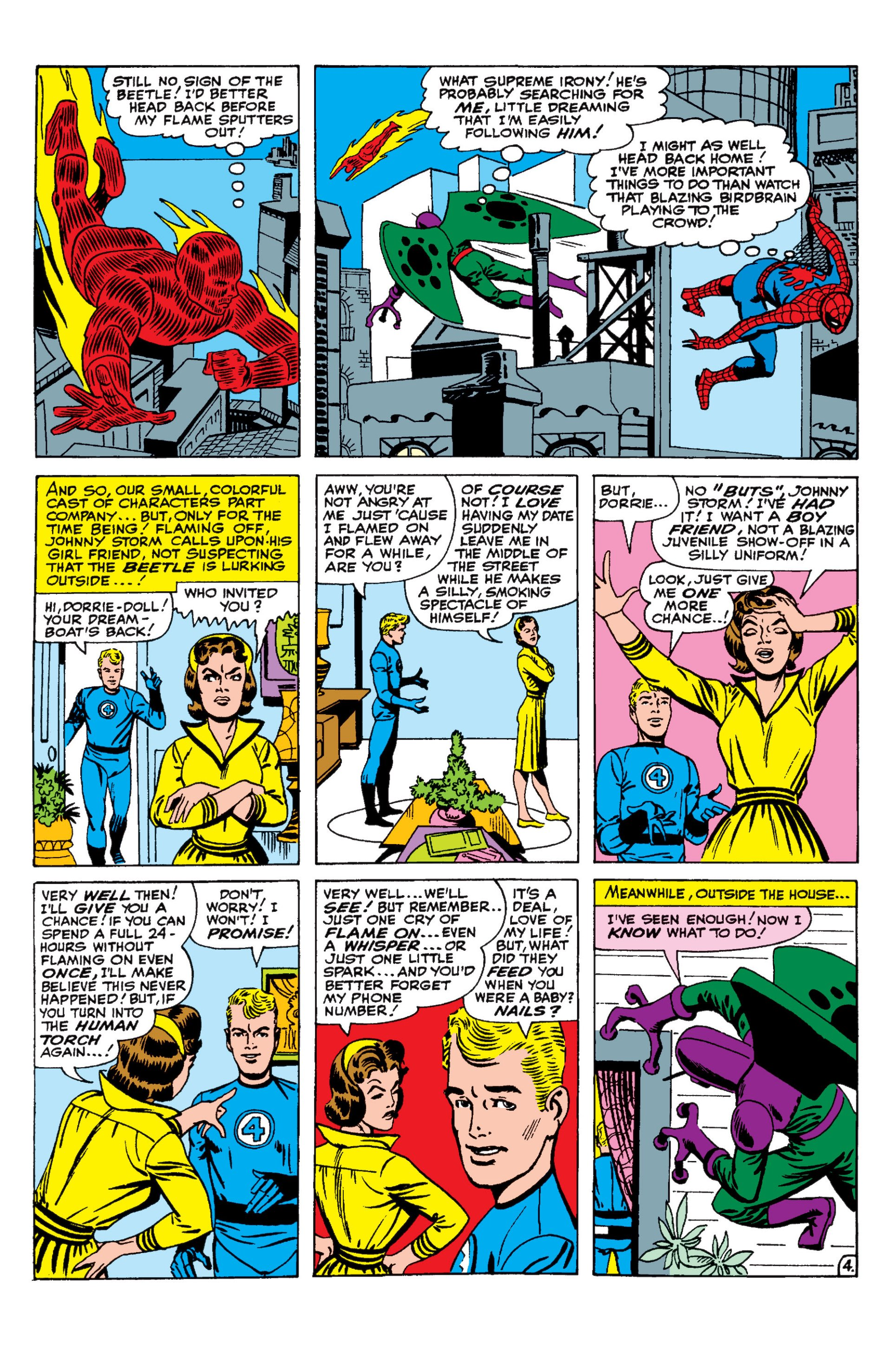 The Amazing Spider-Man (1963) 21 Page 4