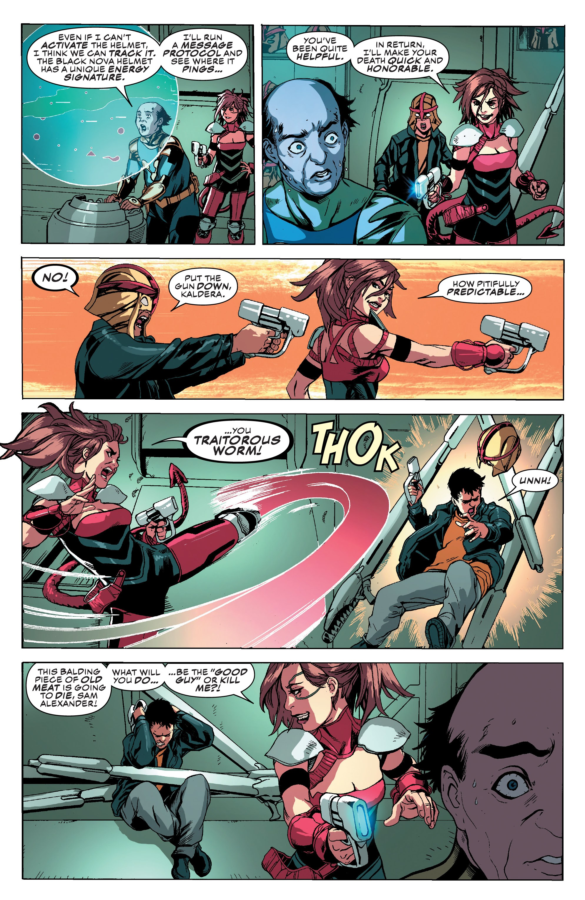 Read online Champions (2019) comic -  Issue #7 - 21