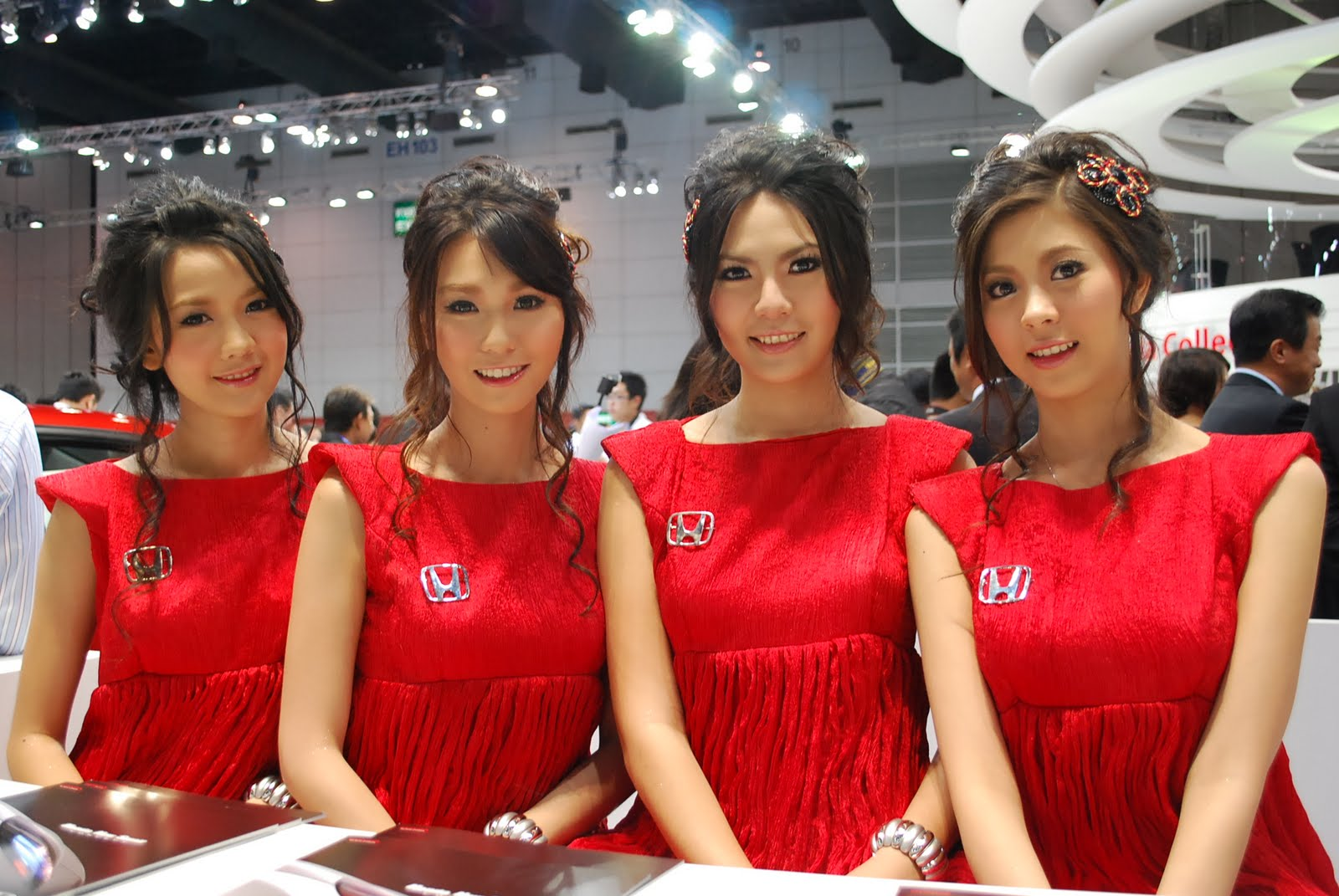 Asian Cute Idol Motor Show 2010-7748