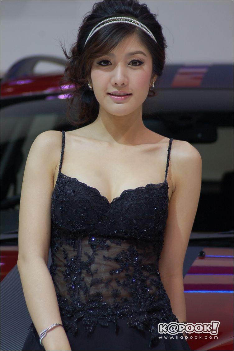 Asian Cute Idol Pretty, Motor Show 2010-9053