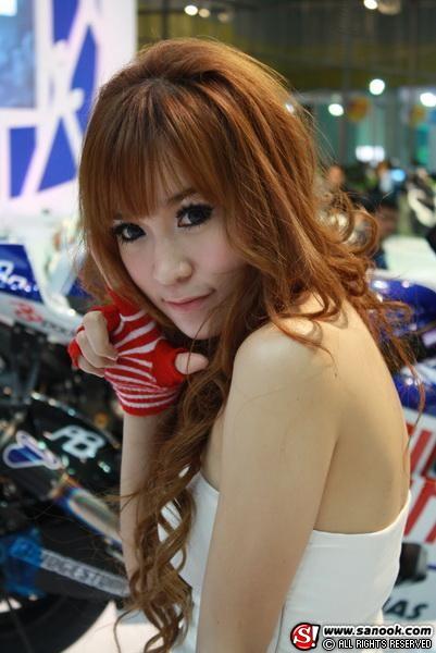 Asian Cute Idol Pretty, Motor Show 2010 Yamaha-5323