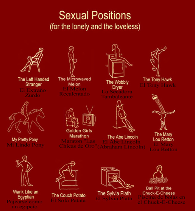 Posiciones para complacer a una mujer sexualmente