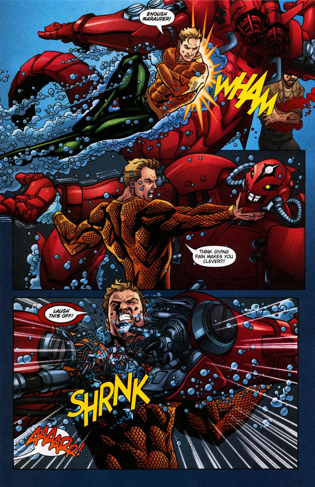 Read online Aquaman (2003) comic -  Issue #24 - 4