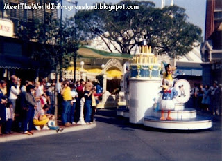 Tuned In Tokyo >> Meet The World: A Disneyland Trip Report From 1982 - Part 1