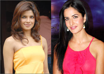 priyanka chopra and katrina kaif Photo