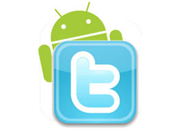 twitter android apps
