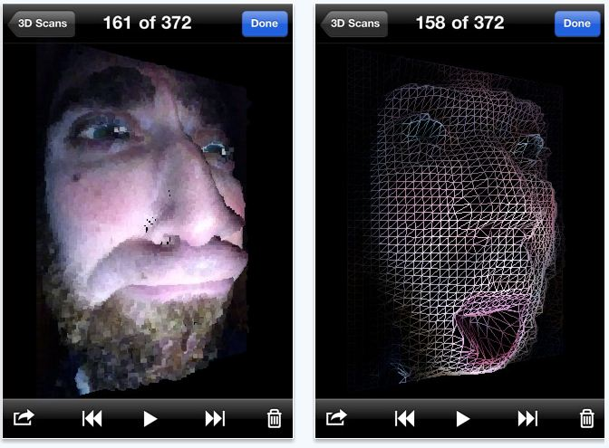 Trimensional, a 3D Scanner App for iPhone ~ Latest Mobile