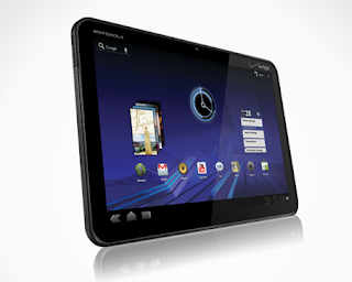 Motorola Xoom Best Android Tablet