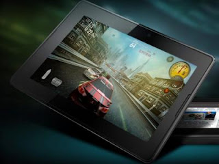 blackberry-playbook to run android apps
