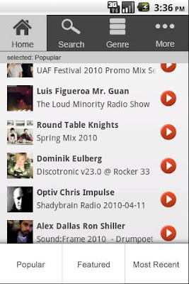 play.fm android app