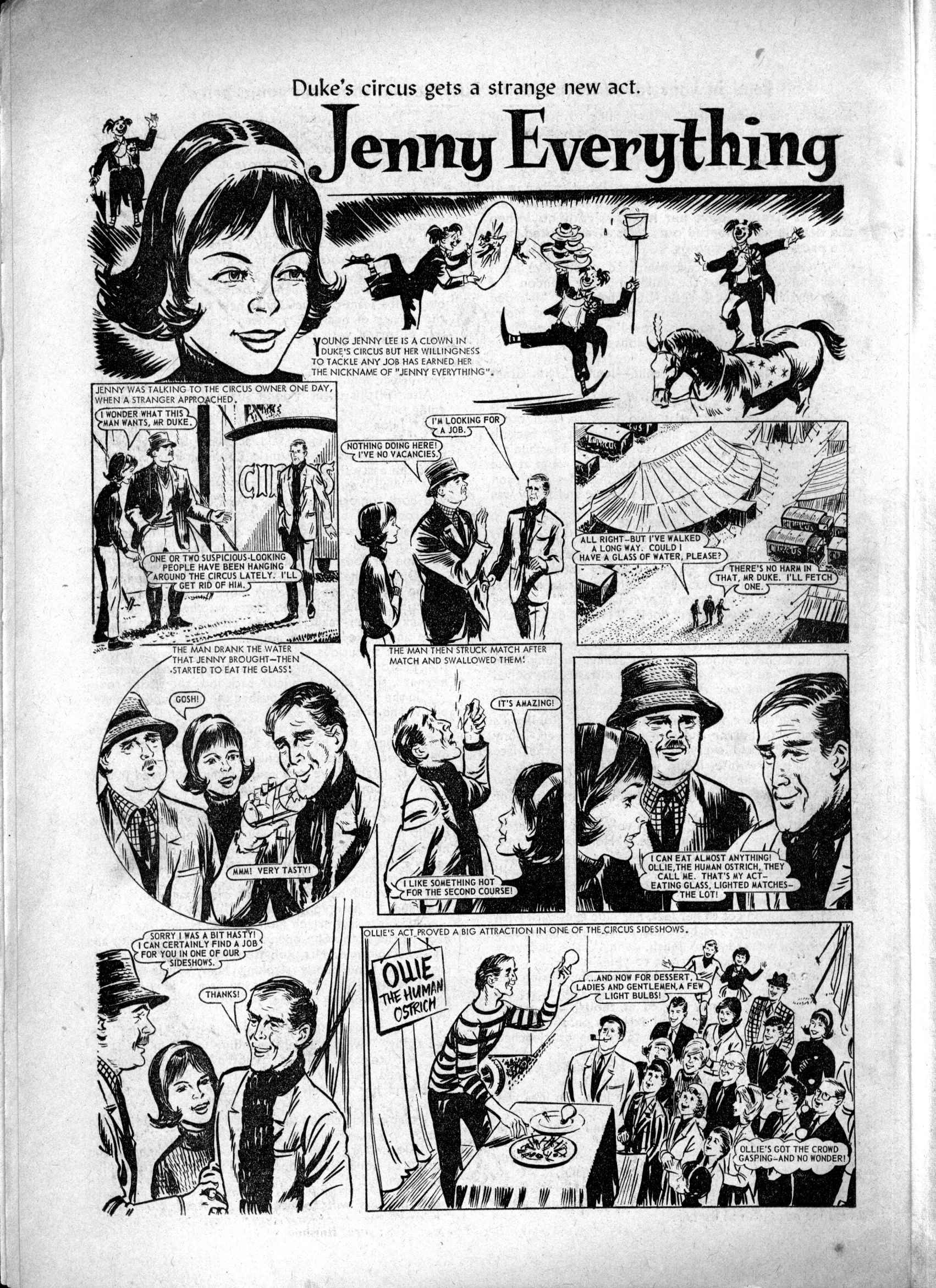 Read online Judy comic -  Issue #218 - 14