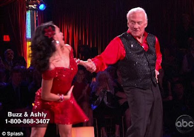 Dancing With The Stars: Lewis Hamilton cheers on ...