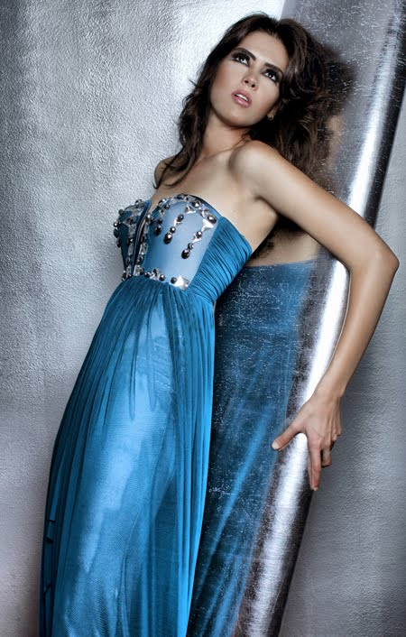 Miss Egypt 2010 Donia Hammed