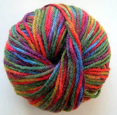 Teñido de lana con colorantes acidos