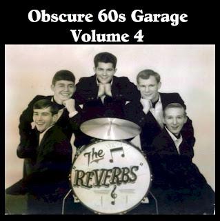 Dan's Garage: Obscure 60s Garage Vol  4