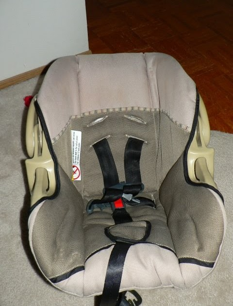 Laura S Blog Sew An Infant Car Seat Cover