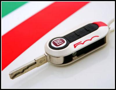 5ooblog Fiat 5oo New Fiat 500 Key Cover