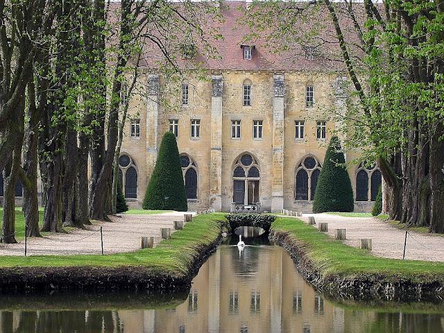 Abadia de Royaumont, França