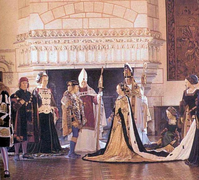 Langeais, casamento de Carlos VIII com Ana de Bretanha, castelos medievais